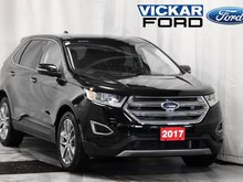 2017 Ford Edge Titanium - AWD 302A Fully Equipped Save $12000 Fro