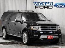 2017 Ford Expedition max Platinum Max Extended Top of the Line 22 Inch Whee