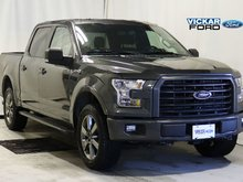 2016 Ford F150 4x4 Supercrew XLT Sport Package 302A 5.0L V8
