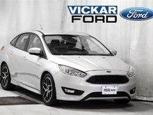 2015 Ford Focus Sedan SE