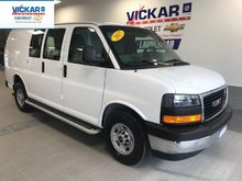 2017 GMC Savana Cargo Van WT  - $194.51 B/W