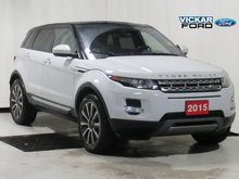 2015 Land Rover Range Rover Evoque Prestige AWD
