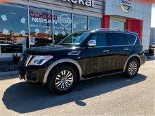 2018 Nissan Armada Platinum Reserve /  EXECUTIVE DRIVEN