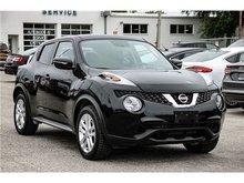 2015 Nissan Juke SV FWD CVT