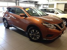 2015 Nissan Murano SL/1 OWNER LOCAL TRADE!!!