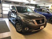 2014 Nissan Pathfinder SL Tech Pkg 4x4 - LOCAL / LEATHER / REMOTE START