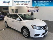 2016 Nissan Sentra 18  - $125.23 B/W