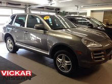 2009 Porsche Cayenne 1 OWNER LOCAL TRADE/IMMACULATE!!