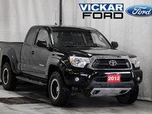 2012 Toyota Tacoma 4x4 Access Cab V6 5A
