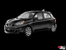 2017 Nissan Micra 1.6 SV 5sp