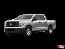 NISSAN TRUCKS TITAN XD GAS CREW CAB AA00 2017