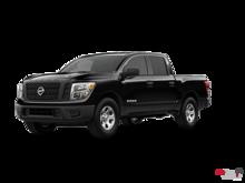 2017 NISSAN TRUCKS TITAN XD GAS CREW CAB CS50