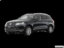 2017 Volkswagen Touareg WOLFSBURG ED 3.6L 280HP 8-SPD AUTO W/TIP 4MO