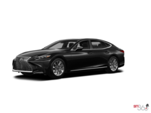 2018 Lexus LS 500 L AWD