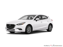 2018 Mazda MAZDA 3 SPORT GS