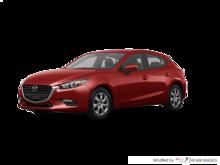 2018 Mazda Mazda 3 sport GX
