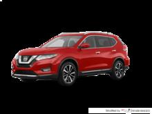 2018 Nissan ROGUE SL PLATINUM, AWD