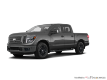 2018 Nissan TITAN CREW CAB MIDNIGHT EDITION