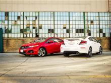 Honda Civic Si 2014 – La clé de l'agrément de conduite