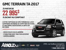Le GMC Terrain TA 2017