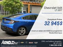 La Chevrolet Volt 2017