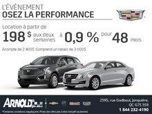 L'événement Osez la performance chez Cadillac!