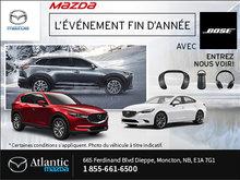 La vente mensuelle de Mazda!