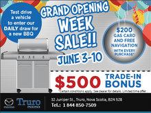 Grand Opening Week Sale!
