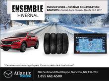 Ensemble hivernal chez Atlantic Mazda!