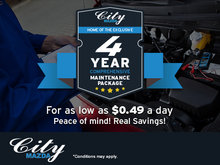 4 Year Comprehensive Maintenance Package