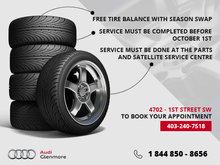 Free Tire Balance!