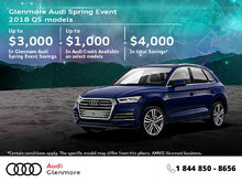 Get the 2018 Audi Q5 today!