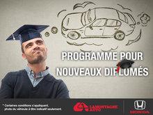 Programme pour nouveaux diplômés