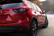 2016 Mazda CX-5: More Improvements