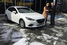 The LAST 2016 Mazda 3