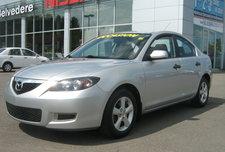 Mazda Mazda3 GS AUTOMATIQUE 60$/SEM 2008