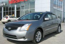 Nissan Sentra 2.0 S DE LUXE TOIT OUVRANT SIÈGES CHAUFFANTS MAGS 2012