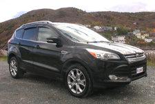 2015 Ford Escape ESCAPE TITANIUM