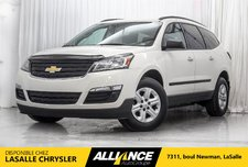 2014 Chevrolet Traverse 8 PASSAGER l LS | IDEAL POUR LA FAMILLE