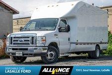 2012 Ford Econoline Commercial Cutaway DRW I BOITE DE FIBRE UNICEL I I