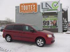Dodge Grand Caravan Canada Value Package 2015 TRES PROPRE