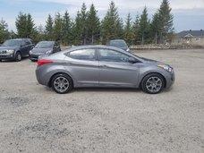 Hyundai Elantra GL 2013 BIJOUX