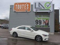 Mercedes-Benz CLA-Class CLA 250 2014 FAITES VITES !!!!!