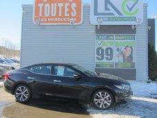 Nissan Maxima SL 2017 CUIR+TOIT+GR ELECTRIQUE+CAMERA+GPS