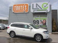 Nissan Pathfinder  2015 GR ELECTRIQUE+CAMERA+SIEGES CHAUFFANT+CUIR