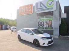 Toyota Corolla LE 2014 TRES ECONOMIQUE