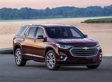 A quick look at the 2018 Chevrolet Traverse reviews