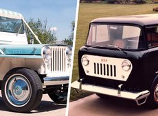 7 Jeeps qui ont marqué l'histoire de la marque