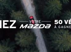 L'événement 50e anniversaire Mazda | Gagnez votre Mazda