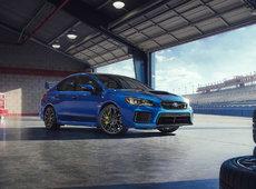 La Subaru WRX en offre encore plus pour 2018